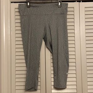 Cropped Workout Pants/Leggings